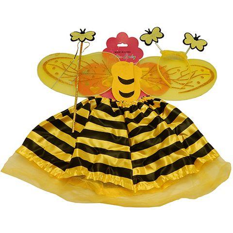 BEE DRESS UP SET 4 PIECE