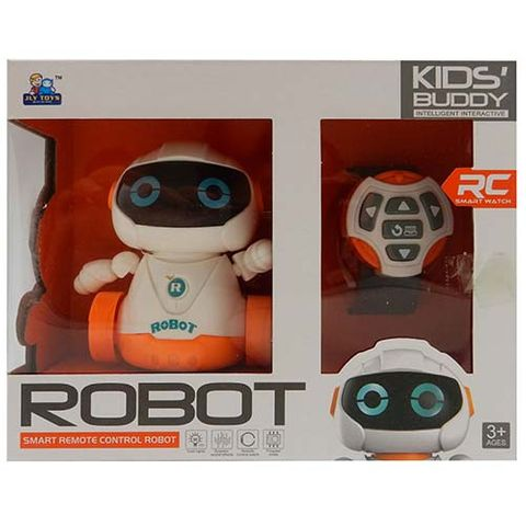 ROBOT REMOTE CONTROLLED (BUDDY)