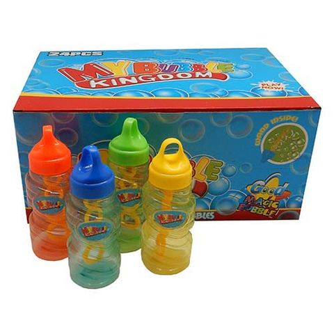 BUBBLES 110 ML DISPLAY OF 24