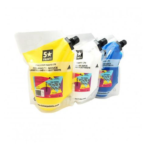 STAR TEMPERA STD 1.5 LITRE POUCH
