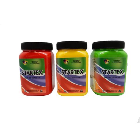 STARTEX TEXTILE INK 375 ML