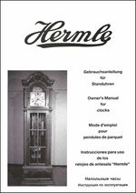 Hermle Owners Manual