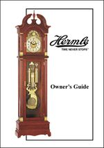 Hermle Owners Guide