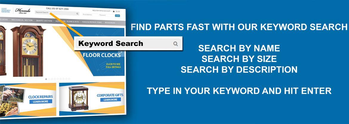 Clock Movement Importers - Winter Sale