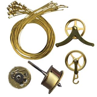 CABLE DRUMS, CABLE & FITTINGS