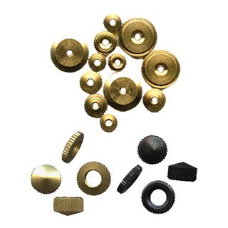HAND NUTS & HAND BUSHES