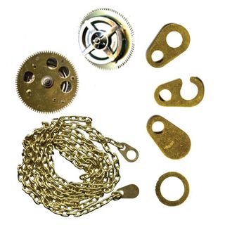 CHAIN WHEELS, CHAIN & FITTINGS
