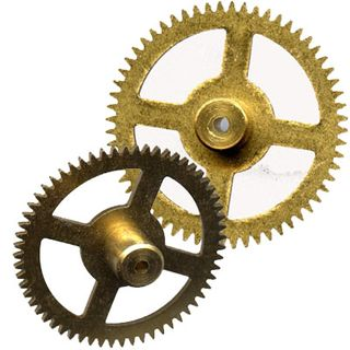 GEAR WHEELS- NO PINIONS