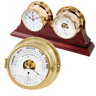 SHIPS CASE CLOCKS & BAROMETERS