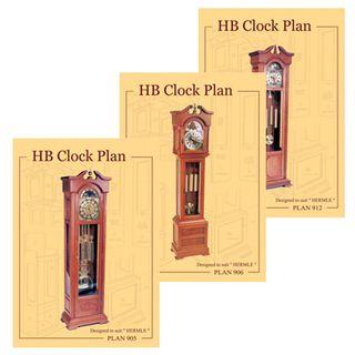 CLOCK PLANS