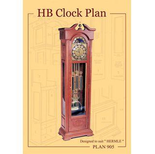 Clock Plan 905 HB Design suits W.01161, W.01171