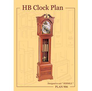 Clock Plan 906 HB Design suits 1161