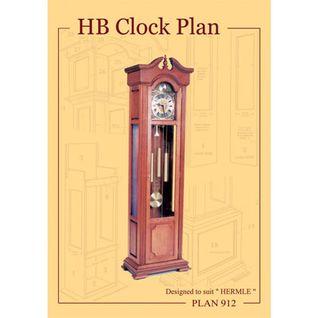 Clock Plan 912 HB Design suits 1151