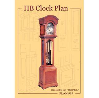 Clock Plan 919 HB Design suits W.00451, W.01151