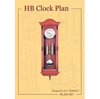 Clock Plan 927 HB Design for Vienna W.00241