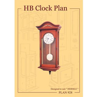 Clock Plan 928 HB Design