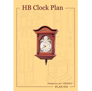Clock Plan 934 HB Design
