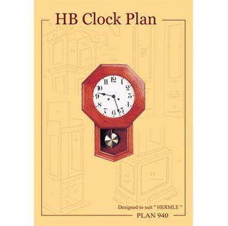 Clock Plan 940 HB Design