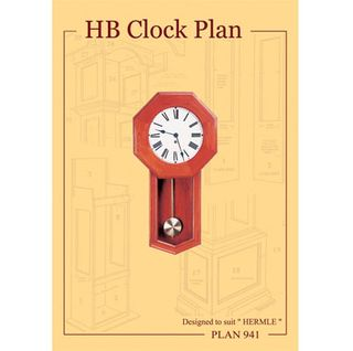 Clock Plan 941 HB Design