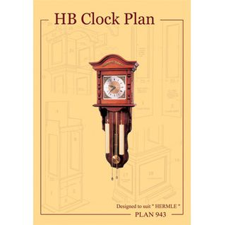 Clock Plan 943 HB Design