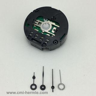 UTS Round Quartz Alarm Movement suits Dial < 1mm