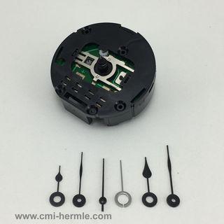 UTS Round Quartz Alarm Movement suits Dial < 4mm