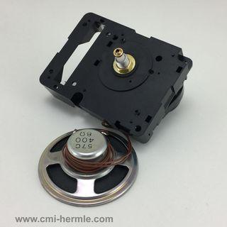Seiko Duel Chime Non-Pend Dials < 6mm