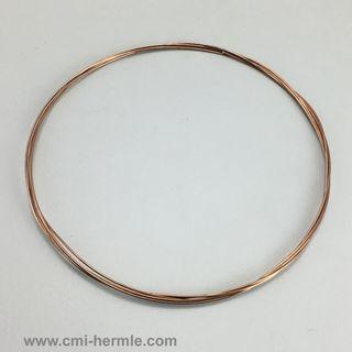 Bronze Wire 0.8 mm x 1.5m