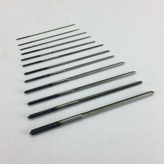 Broaches 0.90 to 4.00mm (12 pack)