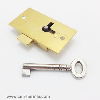 2 inch Door Stile Lock with Key