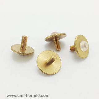Brass Case Feet 15mm x 12mm Pkt4