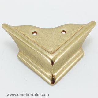 Polished Brass Feet - Classic