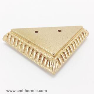 Polished Brass Feet - Decor