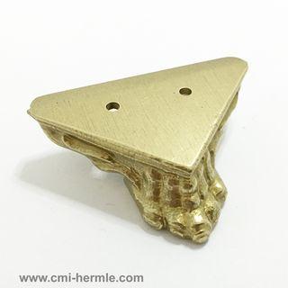 Polished Brass Feet - Claw