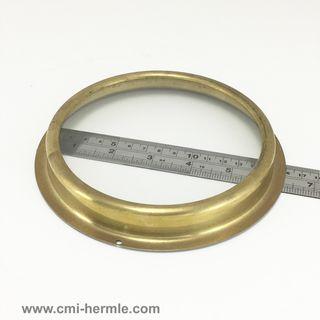 Flanged Brass Bezel 160mm