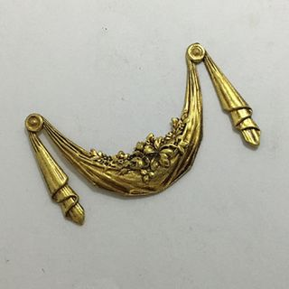 Brass Decoration 50 x 30mm