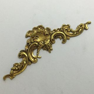 Brass Decoration 80 x 25mm