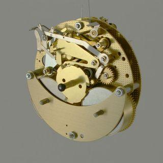 1/2Hr Strike Spring Ships Bell (Jewels)