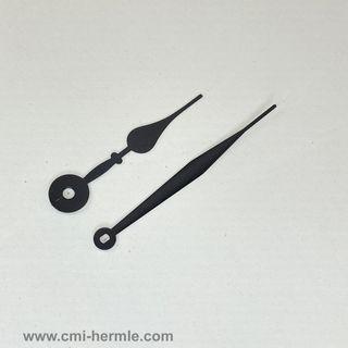 Quartz Hand 105/73-Black Spade