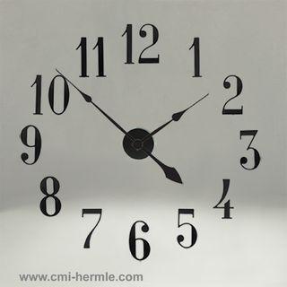 Large Diameter Wall Clock Kit