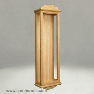 Timber Kit -Weight Regulator Wall Clock