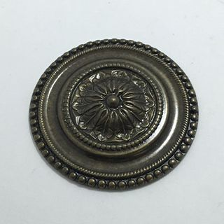 Bronze Rosette 50mm Diameter