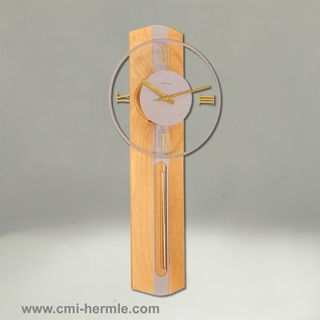 Beech - Beech Wall Clock Quartz