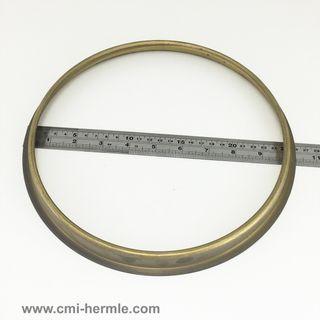 Flanged Brass Bezel 260mm