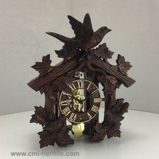 Manfred - Skeleton Table Clock Cuckoo Nest