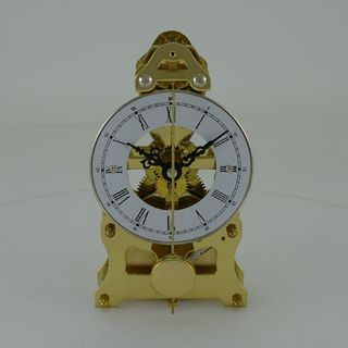 8 day Verge Pendulum Brass Movement-Set