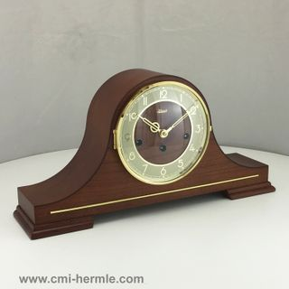Stepney - Mantle Clock in Walnut
