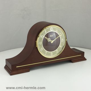 Stepney II - Mantle Clock in Walnut
