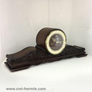 Queensway - Mantle Clock in Walnut