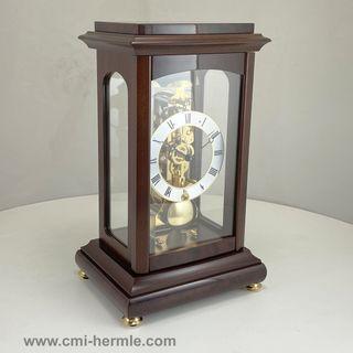 Winchester - Mantle Clock Dark Walnut
